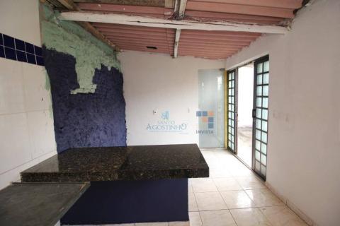 Foto Casa com 1 dormitório para alugar, 30 m² por R$ 600/mês - Lagoinha - Belo Horizonte/MG