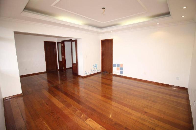 Apartamento com 4 dormitórios para alugar, 140 m² por R$ 3.000,00/mês - Santo Agostinho - Belo Horizonte/MG Foto 1