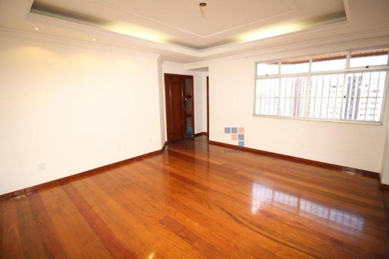 Apartamento com 4 dormitórios para alugar, 140 m² por R$ 3.000,00/mês - Santo Agostinho - Belo Horizonte/MG Foto 3