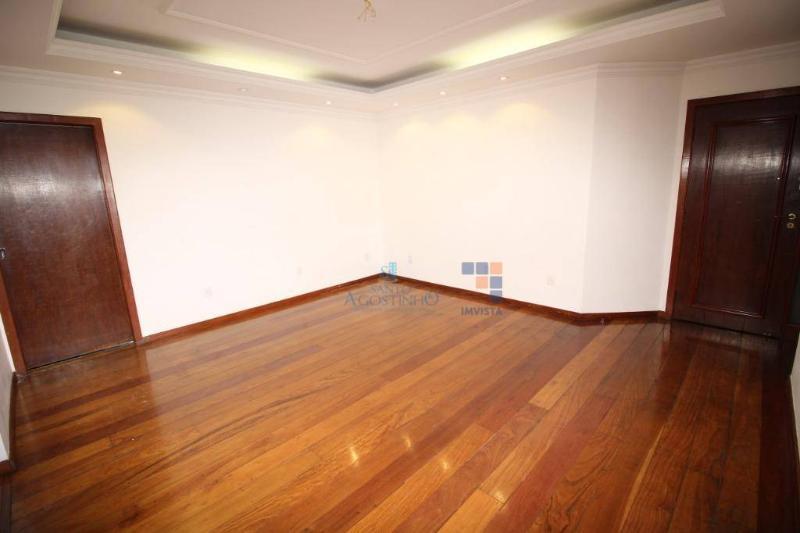 Apartamento com 4 dormitórios para alugar, 140 m² por R$ 3.000,00/mês - Santo Agostinho - Belo Horizonte/MG Foto 4