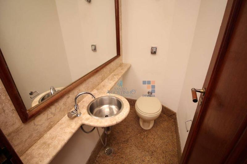 Apartamento com 4 dormitórios para alugar, 140 m² por R$ 3.000,00/mês - Santo Agostinho - Belo Horizonte/MG Foto 5