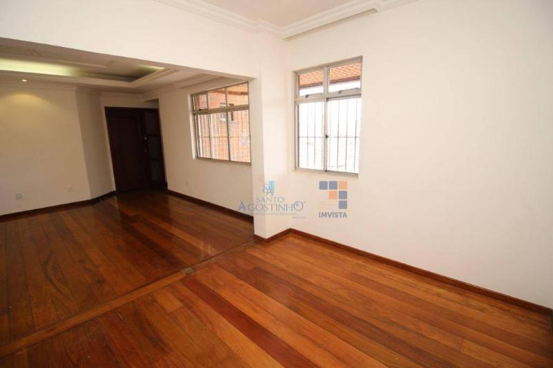 Apartamento com 4 dormitórios para alugar, 140 m² por R$ 3.000,00/mês - Santo Agostinho - Belo Horizonte/MG Foto 7