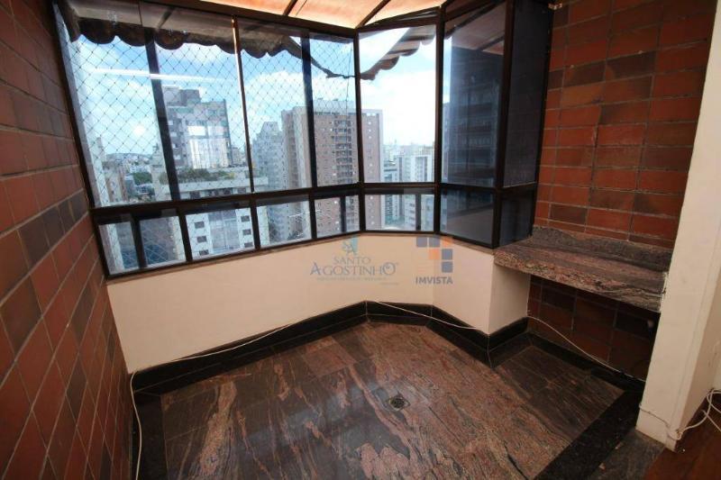 Apartamento com 4 dormitórios para alugar, 140 m² por R$ 3.000,00/mês - Santo Agostinho - Belo Horizonte/MG Foto 10