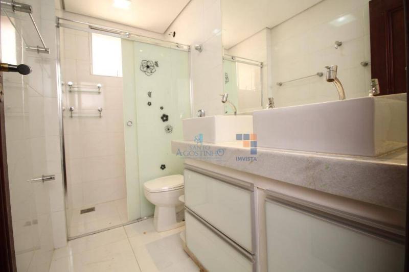 Apartamento com 4 dormitórios para alugar, 140 m² por R$ 3.000,00/mês - Santo Agostinho - Belo Horizonte/MG Foto 20