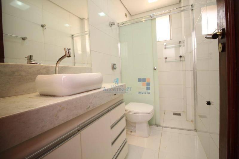 Apartamento com 4 dormitórios para alugar, 140 m² por R$ 3.000,00/mês - Santo Agostinho - Belo Horizonte/MG Foto 21