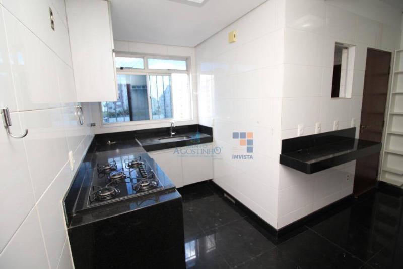Apartamento com 4 dormitórios para alugar, 140 m² por R$ 3.000,00/mês - Santo Agostinho - Belo Horizonte/MG Foto 22