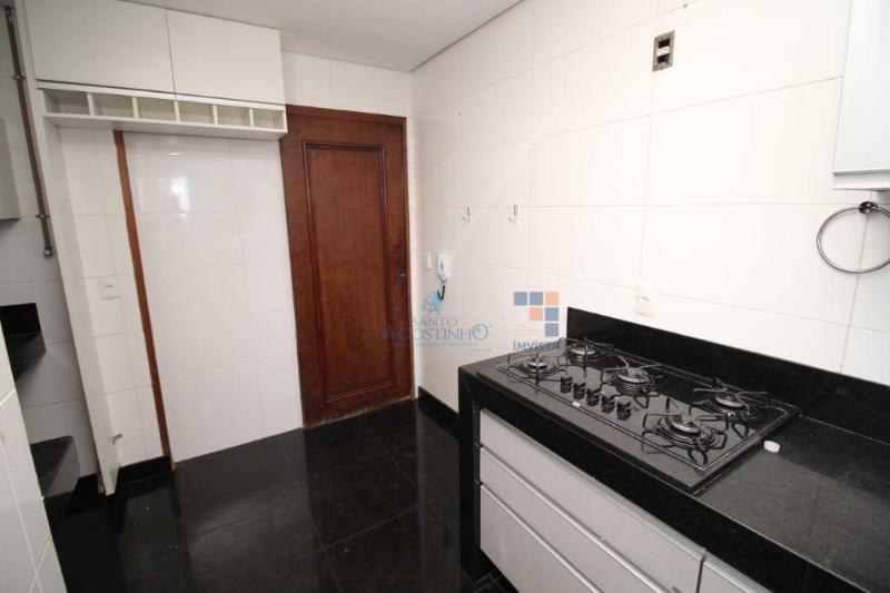 Apartamento com 4 dormitórios para alugar, 140 m² por R$ 3.000,00/mês - Santo Agostinho - Belo Horizonte/MG Foto 24