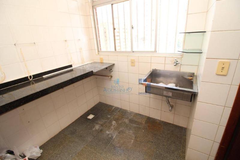 Apartamento com 4 dormitórios para alugar, 140 m² por R$ 3.000,00/mês - Santo Agostinho - Belo Horizonte/MG Foto 26