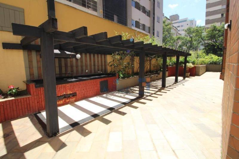 Apartamento com 4 dormitórios para alugar, 140 m² por R$ 3.000,00/mês - Santo Agostinho - Belo Horizonte/MG Foto 33