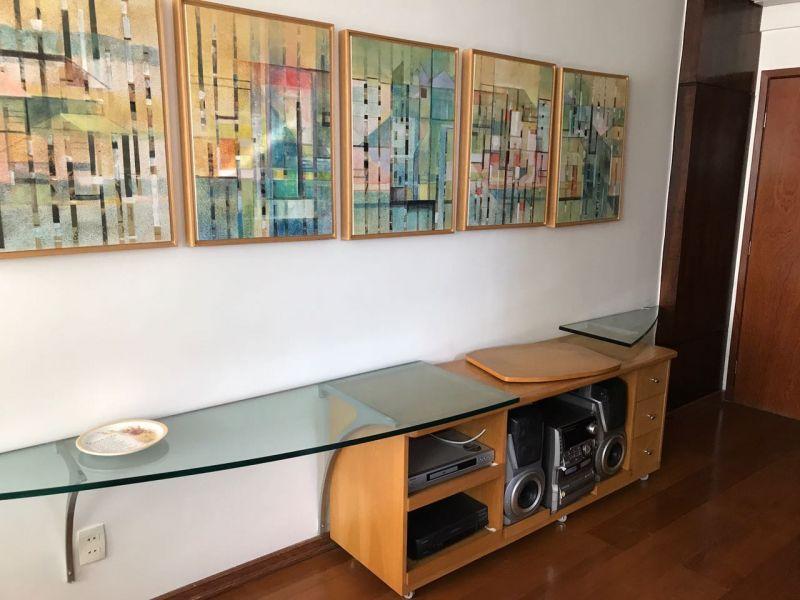 Apartamento com 2 dormitórios para alugar, 70 m² por R$ 2.500,00/mês - Carmo - Belo Horizonte/MG Foto 2
