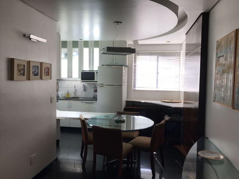 Apartamento com 2 dormitórios para alugar, 70 m² por R$ 2.500,00/mês - Carmo - Belo Horizonte/MG Foto 3