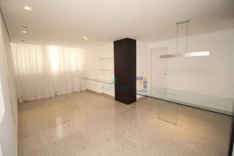 Foto Apartamento com 4 dormitórios para alugar, 108 m² por R$ 4.300,00/mês - Funcionários - Belo Horizonte/MG