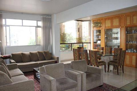 Foto Apartamento com 4 dormitórios à venda, 136 m² por R$ 1.550.000 - Lourdes - Belo Horizonte/MG