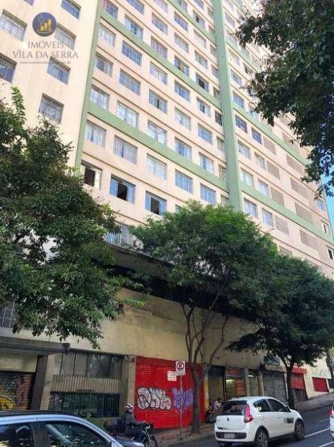 Foto Apartamento com 3 dormitórios à venda, 80 m² por R$ 270.000 - Centro - Belo Horizonte/MG