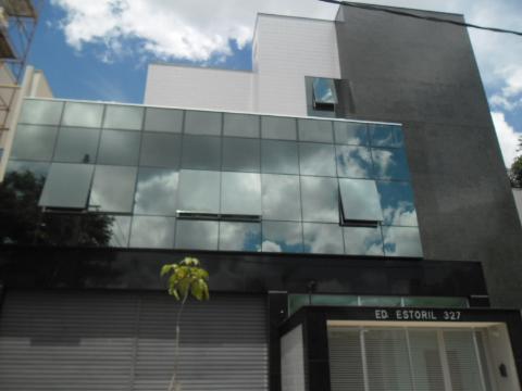 Foto Apartamento com 1 dormitório para alugar, 40 m² por R$ 1.300,00 - Estoril - Belo Horizonte/MG