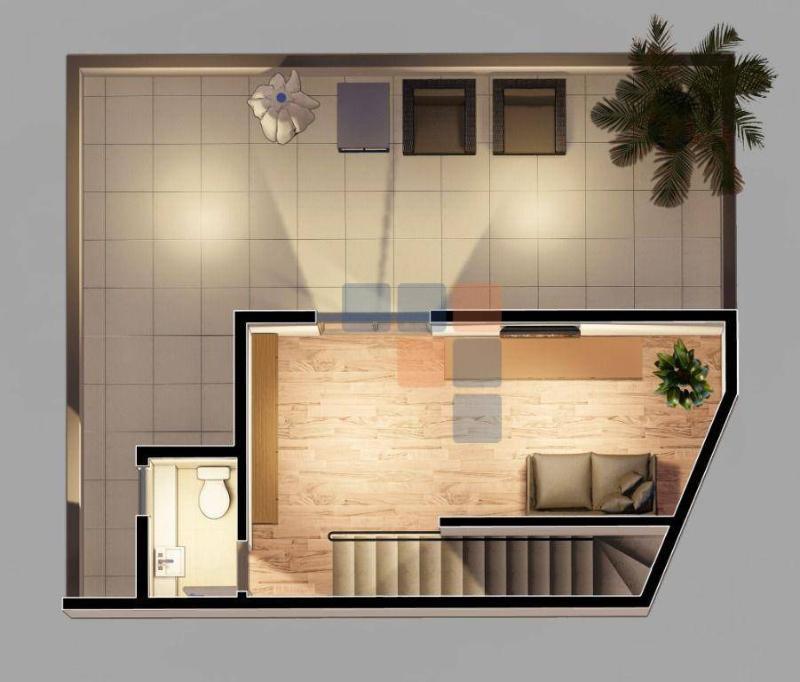 Apartamento com 2 dormitórios à venda, 57 m² por R$ 380.000,00 - Nova Suíssa - Belo Horizonte/MG Foto 11