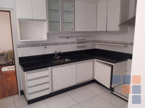 Foto Apartamento com 4 dormitórios para alugar, 140 m² por R$ 1.800,00/mês - Gutierrez - Belo Horizonte/MG