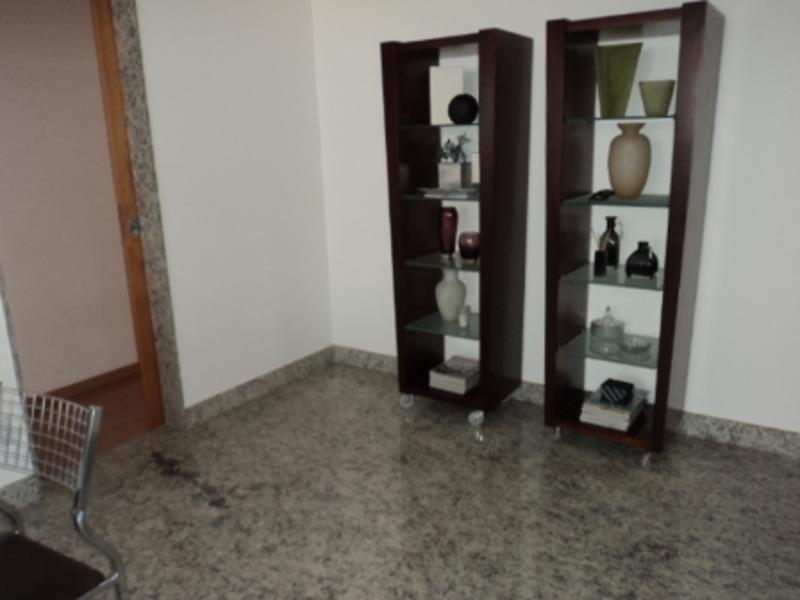 Apartamento com 3 dormitórios à venda, 90 m² por R$ 850.000,00 - Serra - Belo Horizonte/MG Foto 3