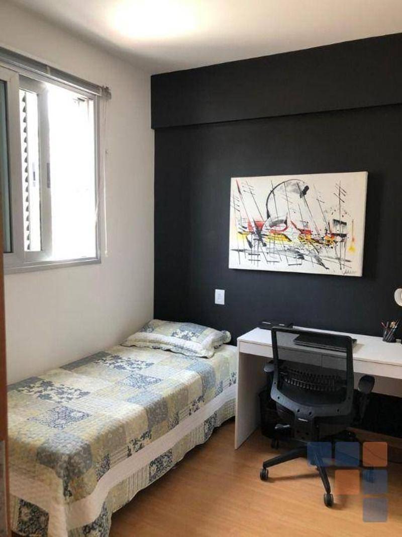 Apartamento com 3 dormitórios à venda, 90 m² por R$ 850.000,00 - Serra - Belo Horizonte/MG Foto 33