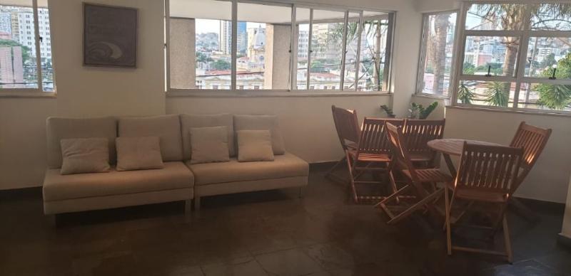Apartamento com 1 dormitório para alugar, 50 m² por R$ 1.500/mês - Floresta - Belo Horizonte/MG Foto 6