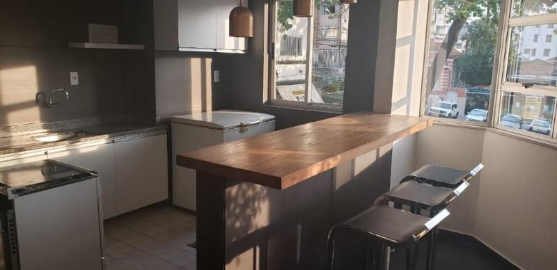 Apartamento com 1 dormitório para alugar, 50 m² por R$ 1.500/mês - Floresta - Belo Horizonte/MG Foto 22