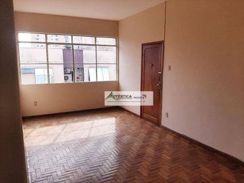 Foto Apartamento com 3 dormitórios para alugar, 110 m² por R$ 1.500,00 - Cruzeiro - Belo Horizonte/MG