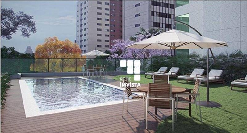 Apartamento com 4 dormitórios à venda, 184 m² por R$ 3.204.110,00 - Sion - Belo Horizonte/MG Foto 4