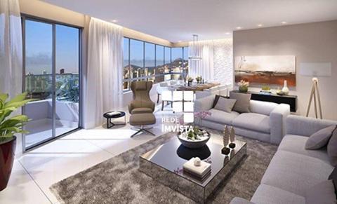 Foto Apartamento com 4 dormitórios à venda, 184 m² por R$ 3.204.110,00 - Sion - Belo Horizonte/MG