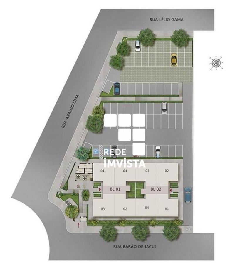 Apartamento à venda, 88 m² por R$ 320.000,00 - Planalto - Belo Horizonte/MG Foto 6