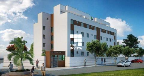 Foto Apartamento à venda, 44 m² por R$ 224.000,00 - Planalto - Belo Horizonte/MG