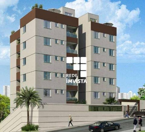Foto Apartamento à venda, 51 m² por R$ 251.000,00 - Teixeira Dias (Barreiro) - Belo Horizonte/MG