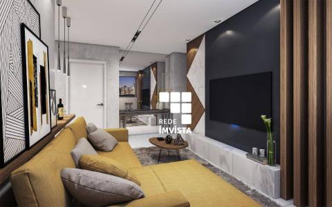 Foto Apartamento com 2 quartos à venda, 48 m², no Centro de BH
