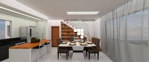 Foto Área privativa, 3 quartos, 87m², em localização nobre em Santa Luzia.