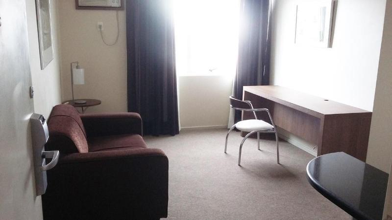 Apartamento  01 Quarto Mobiliado no Bairro Barro Preto Foto 1