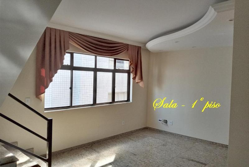 Cobertura de 4 quartos e 2 suítes para alugar no bairro São Luiz - BH Foto 1