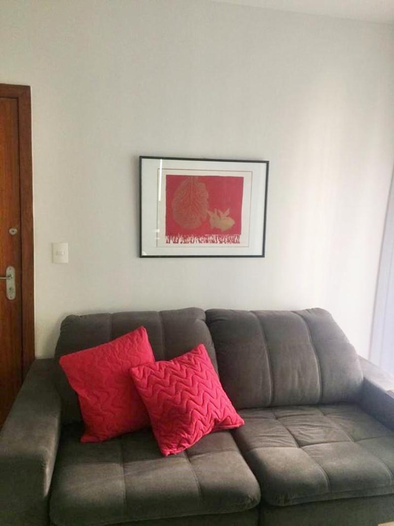 Apartamento mobiliado com  1 quarto, suíte,  varanda Foto 8