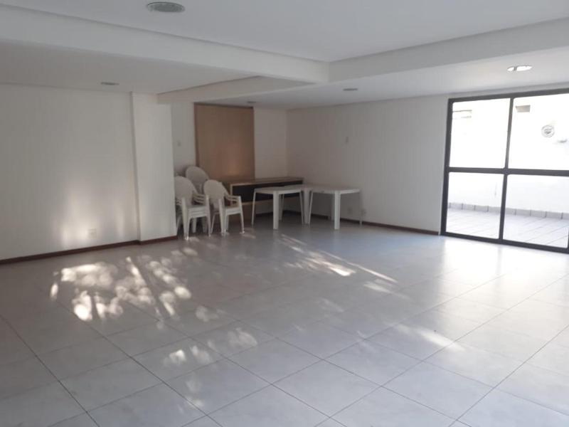 Apartamento mobiliado com  1 quarto, suíte,  varanda Foto 30