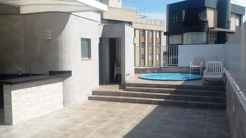 Cobertura à venda, 377 m² por R$ 1.300.000,00 - Sion - Belo Horizonte/MG Foto 1