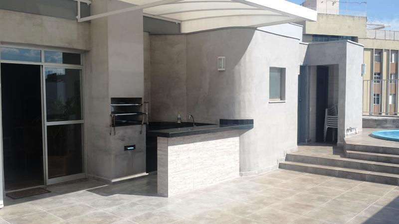 Cobertura à venda, 377 m² por R$ 1.300.000,00 - Sion - Belo Horizonte/MG Foto 13