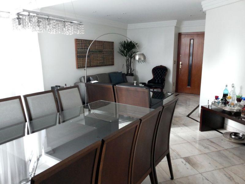 Apartamento à venda, 130 m² por R$ 1.250.000,00 - Funcionários - Belo Horizonte/MG Foto 1