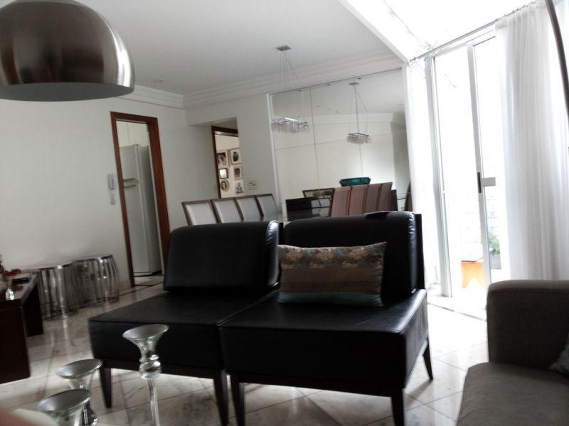 Apartamento à venda, 130 m² por R$ 1.250.000,00 - Funcionários - Belo Horizonte/MG Foto 5