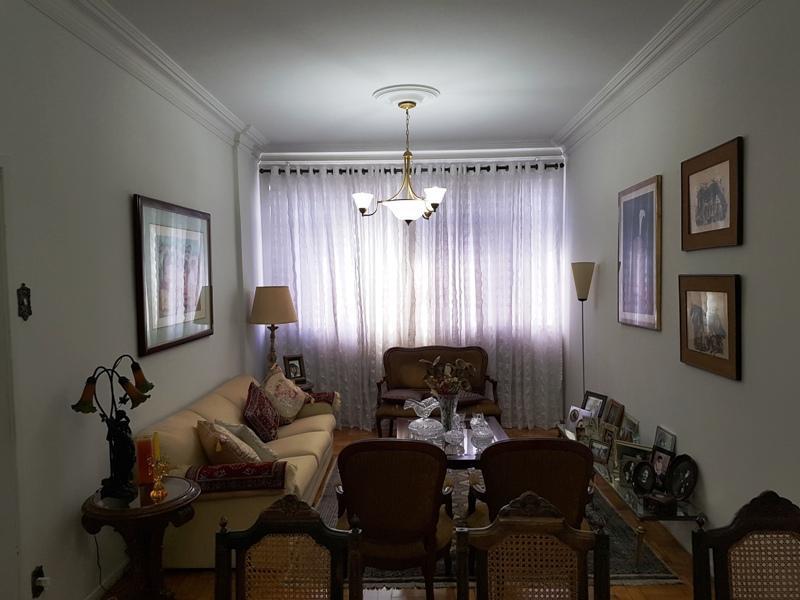 Apartamento com 3 dormitórios à venda, 111 m² por R$ 480.000,00 - Santo Antônio - Belo Horizonte/MG Foto 3