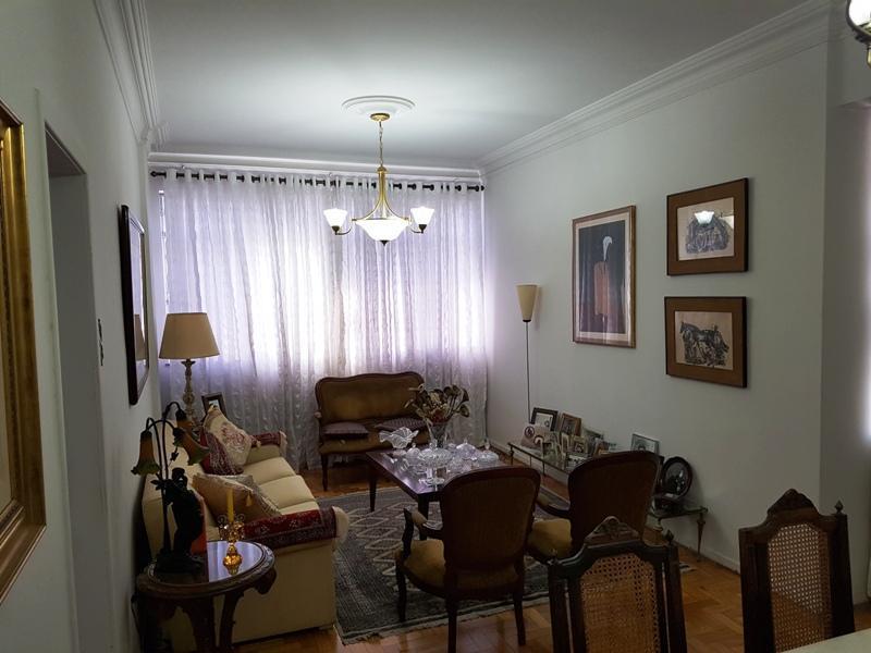 Apartamento com 3 dormitórios à venda, 111 m² por R$ 480.000,00 - Santo Antônio - Belo Horizonte/MG Foto 4