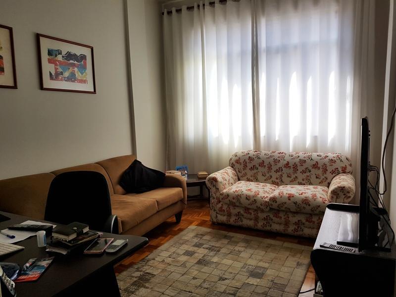 Apartamento com 3 dormitórios à venda, 111 m² por R$ 480.000,00 - Santo Antônio - Belo Horizonte/MG Foto 12