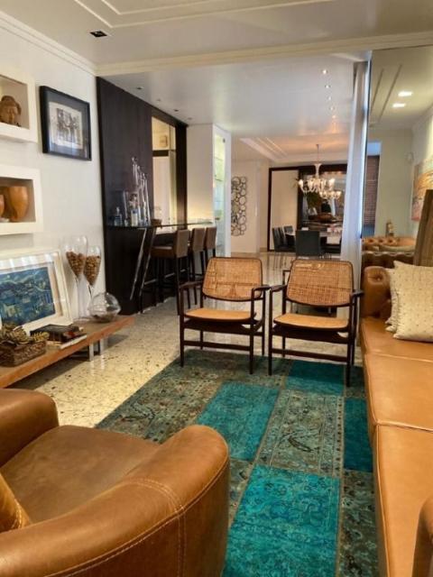 Foto Apartamento Duplex com 4 dormitórios à venda, 217 m² por R$ 1.500.000 - Cruzeiro - Belo Horizonte/MG