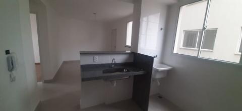 Foto Apartamento com 2 dormitórios para alugar, 44 m² por R$ 750/mês - Pindorama - Belo Horizonte/MG