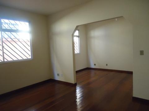 Foto Apartamento com 4 dormitórios para alugar, 120 m² por R$ 1.500,00 - Liberdade - Belo Horizonte/MG
