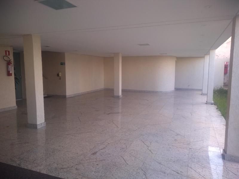 Apartamento com 3 dormitórios para alugar, 90 m² por R$ 1.800,00/mês - Santa Rosa - Belo Horizonte/MG Foto 16
