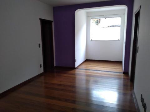 Foto Apartamento com 3 dormitórios para alugar, 90 m² por R$ 1.800,00/mês - Santa Rosa - Belo Horizonte/MG