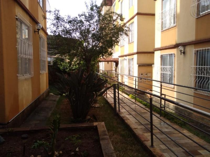 Apartamento com 3 dormitórios para alugar, 60 m² por R$ 750/mês - Sao Joao Batista - Belo Horizonte/MG Foto 19